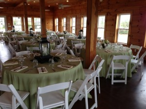 Rehearsal dinner table settings and decor...ABSOLUTELY BEAUTIFUL!!!