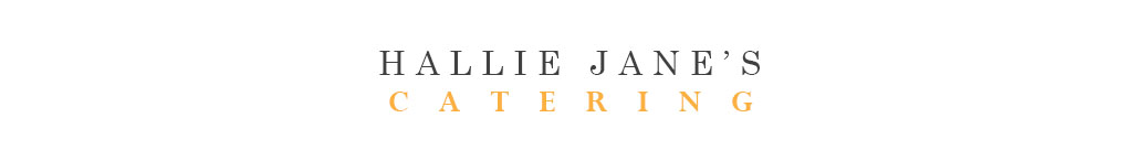 Hallie Jane's Catering logo